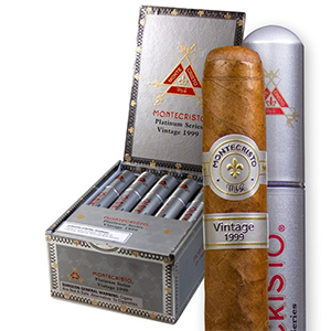 Montecristo Platinum Series Churchill Tubos Cigars