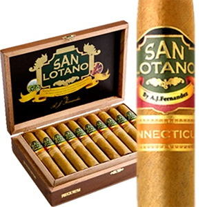 San Lotano Connecticut Churchill Cigars