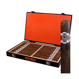 AVO Improvisation Limited Edition Toro Cigars