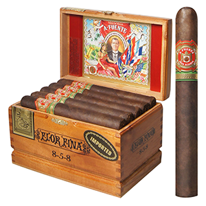 Arturo Fuente Flor Fina Sungrown 858 Natural Cigars
