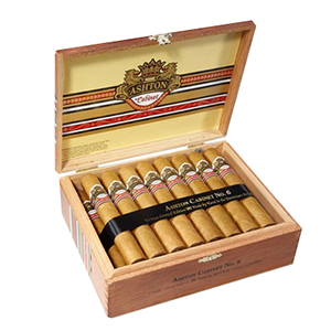 Ashton Cabinet Vintage Limited Edition Cigars