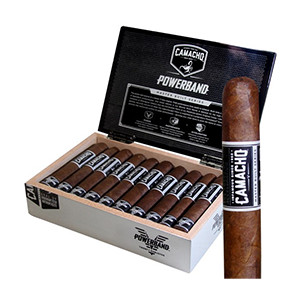 Camacho Powerband Gordo Cigars