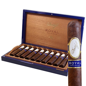 Davidoff Royal Release Robusto Cigars