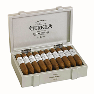 Gurkha Cellar Reserve Platinum 12 Year Solara Cigars