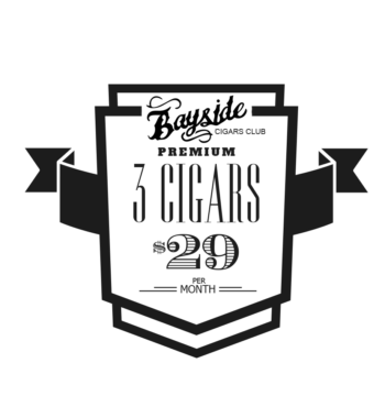 Bayside Cigars Club Subscription (3 Cigars)