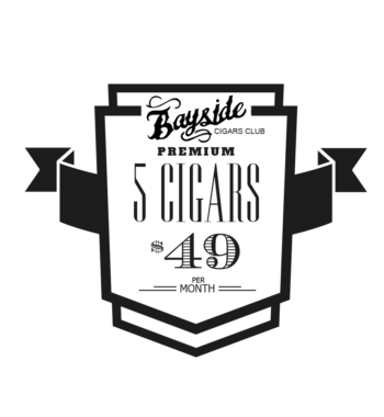 Bayside Cigars Club Subscription (5 Cigars)