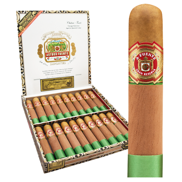 Arturo Fuente Chateau Fuente Natural Robusto Box