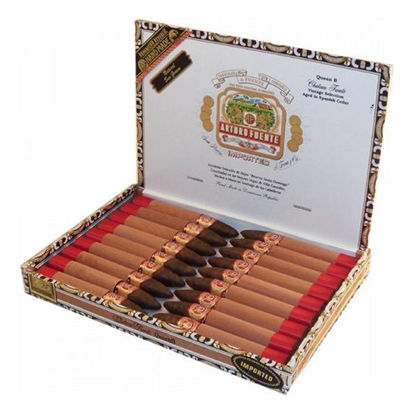 Arturo Fuente Chateau Fuente Queen B Sun Grown Box