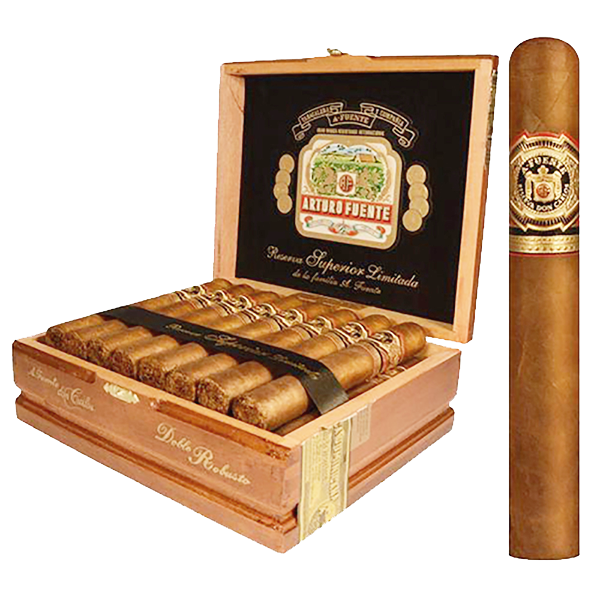 Arturo Fuente Don Carlos Double Robusto Box