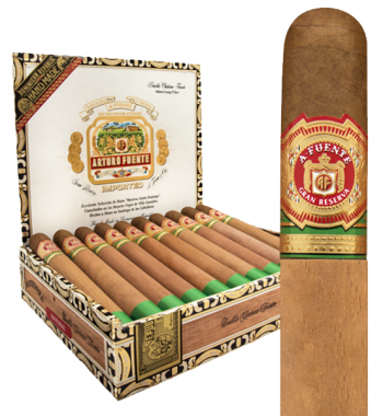 Arturo Fuente Double Chateau Fuente Natural Box