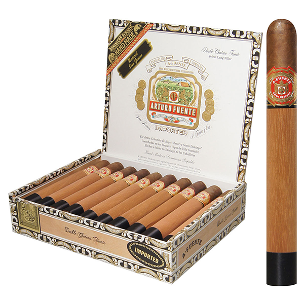 Arturo Fuente Double Chateau Fuente Sun Grown