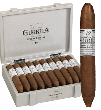 Gurkha Cellar Reserve Platinum 12 Year Hedonism Grand Rothschild