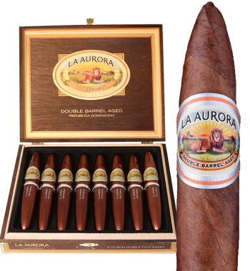 La Aurora Preferidos 1903 Edicion Double Barrel