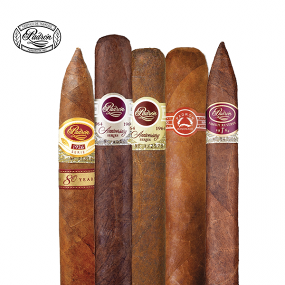 Padron Cigars Perfect Union Sampler