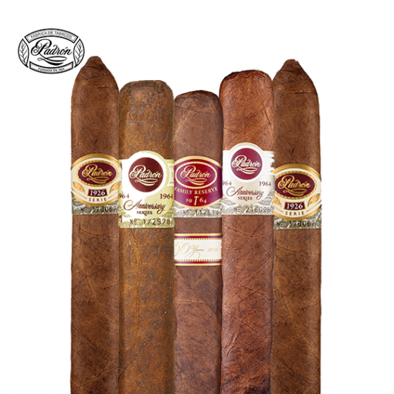 Padron Cigars Superstars Collection Cigar Sampler