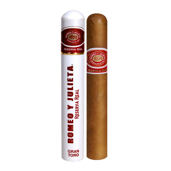 Romeo y Julieta Reserva Real Gran Toro Tubo Single