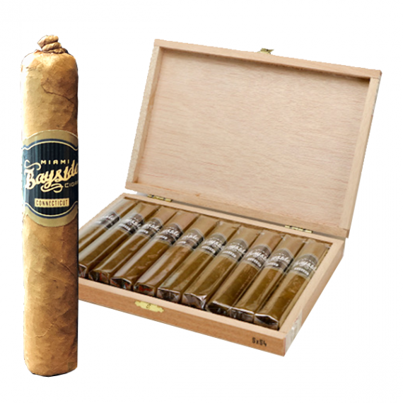Bayside Cigars Connecticut Box 10