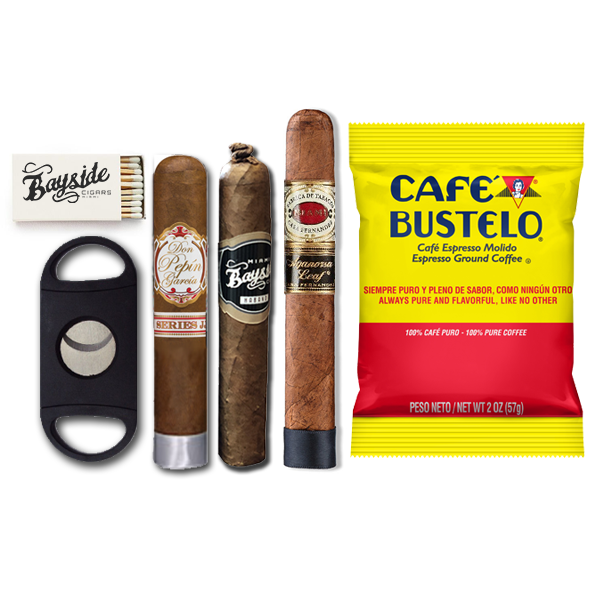 bayside cigars spirit of miami 3 pack sampler