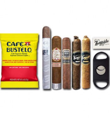 bayside cigars spirit of miami 5 pack sampler