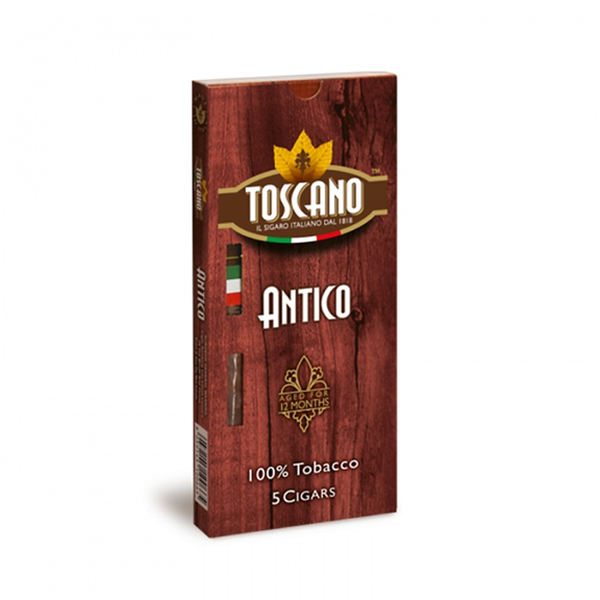 bayside cigars tocano antico 5 pack