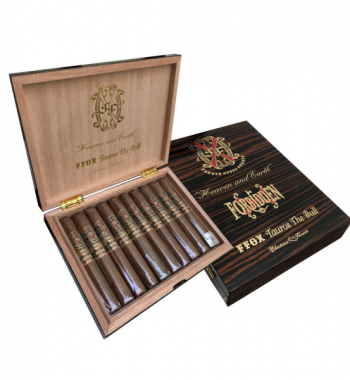 Bayside Cigars Arturo Fuente OpusX Limited Edition Tauros The Bull Natural
