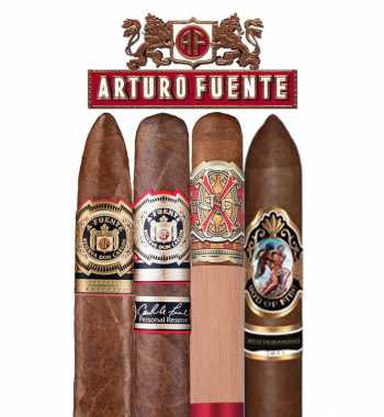 Arturo Fuente Grand Exclusivo Sampler