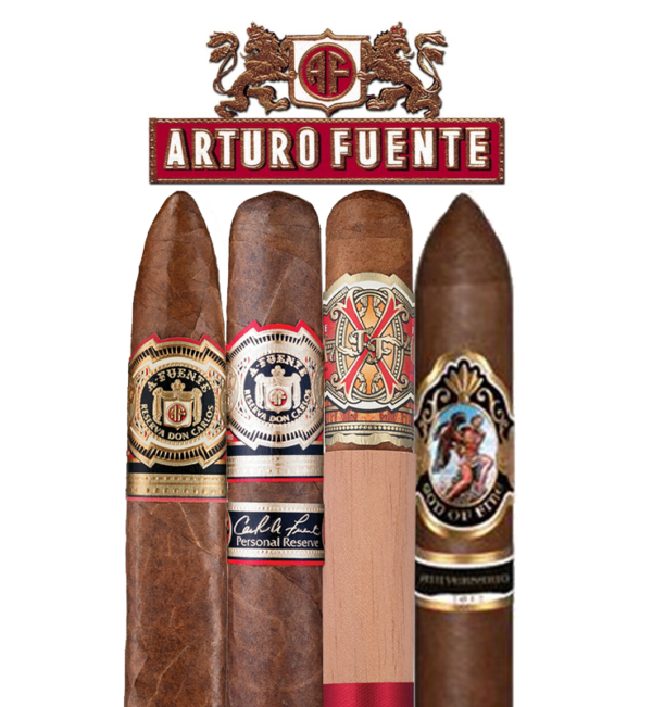 AF Grand Exclusivo Cigar Sampler Pack