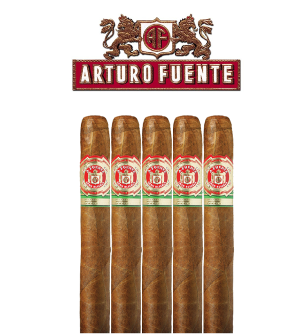 Arturo Fuente Flor Fina Sungrown 858 Natural (5-Pack)