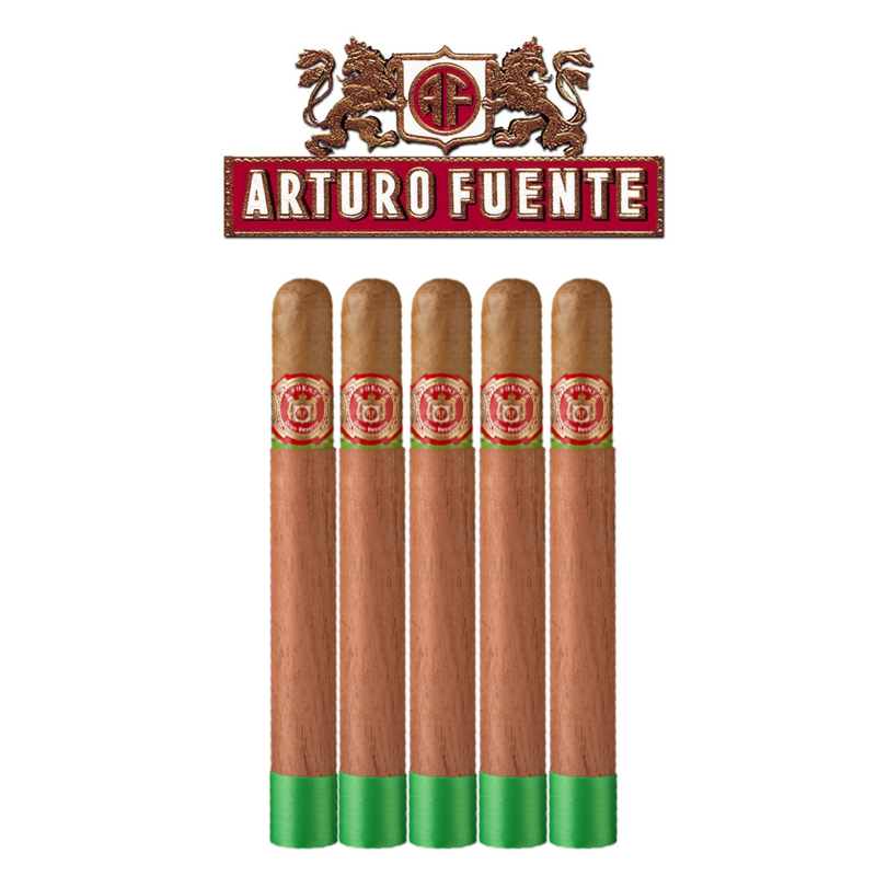 Bayside Cigars - Arturo Fuente Double Chateau Fuente Natural 5 pack