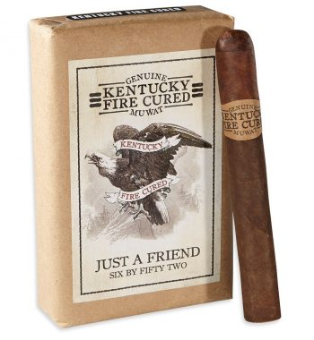 Bayside Cigars - KENTUCKY FIRE CURED JUST A FRIEND