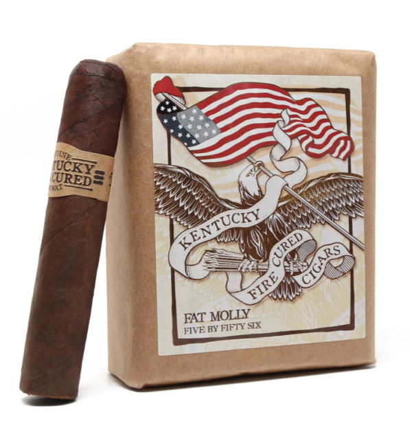 Bayside Cigars - Kentucky Fire Cured Fat Molly