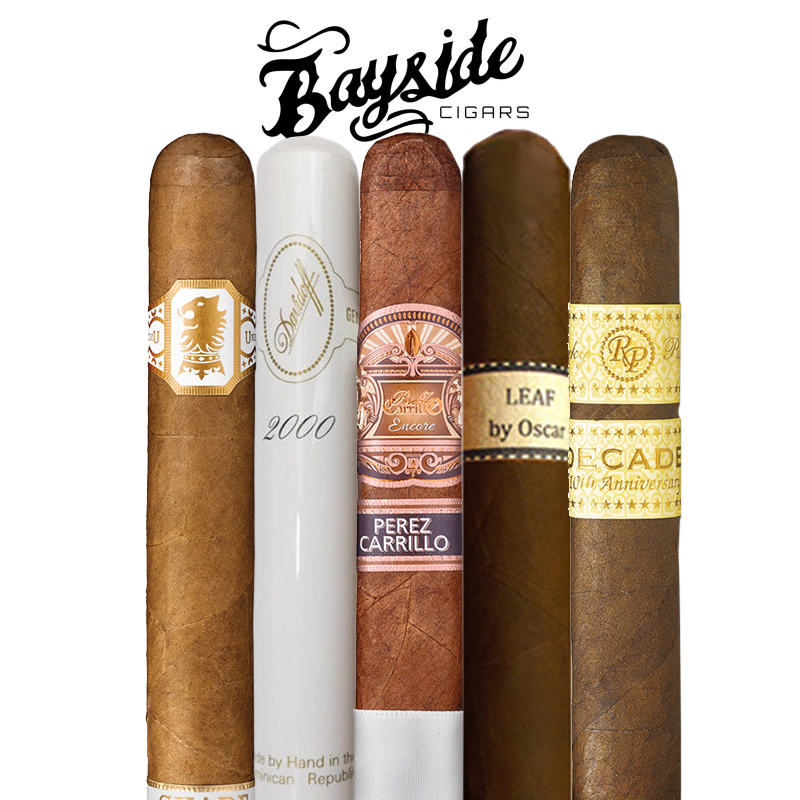 Super Elite Exclusive Cigars Sampler Pack