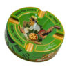 Arturo Fuente Limited Edition Green Porcelain Cigar Ashtray (Large 8.75″ )