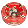 Arturo Fuente Limited Edition Red Porcelain Cigar Ashtray (Large 8.75″ )