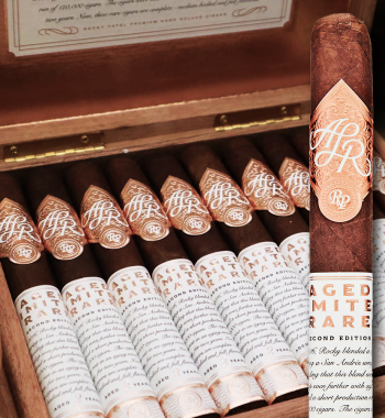 Bayside Cigars - Rocky Patel Aged Limited Rare Cigars