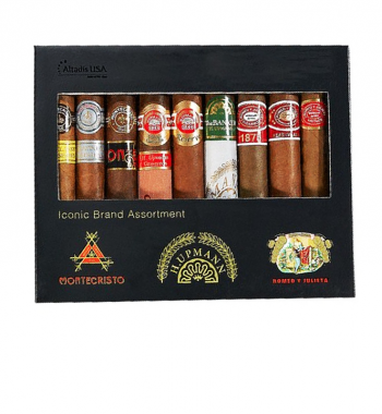 Altadis Iconic Brand Cigars Assortment