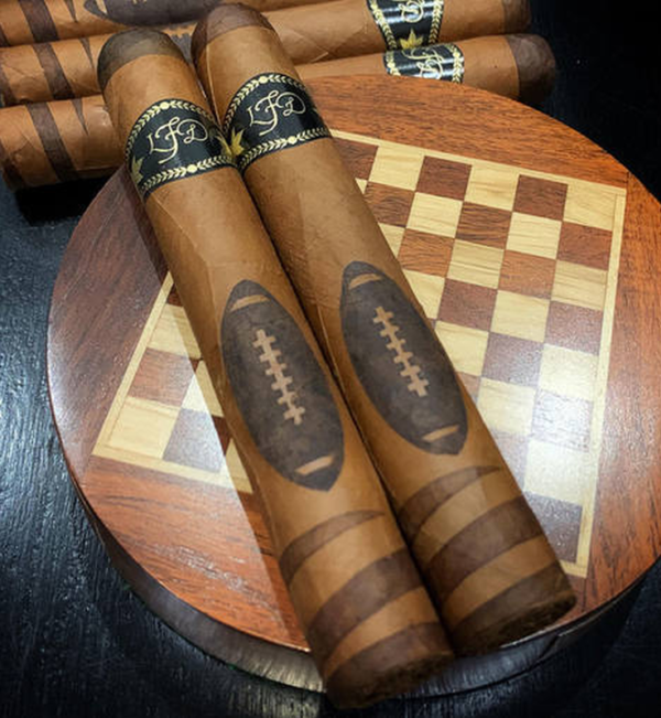 Bayside Cigars - LFD Super Bowl LIV 2020 Special Limited Edition