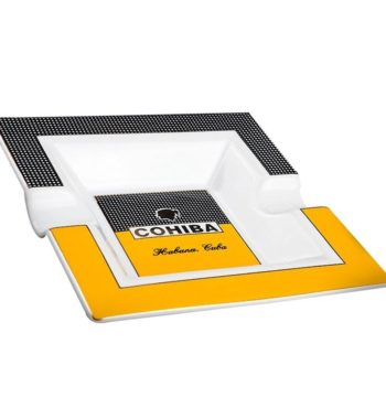 Cohiba Square Ceramic Ashtray