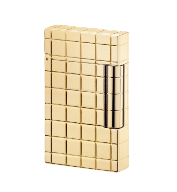 Bayside Cigars - St. Dupont - Solid 18-carat Yellow Gold finish lighter