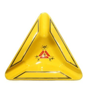 Montecristo Triangle Cigar Ashtray